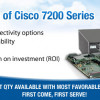 EOL/EOS for the Cisco 7200 Series Routers
