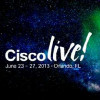 Join Us at Cisco Live US 2013
