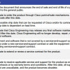 EoS & EoL Announcement for Cisco Catalyst 6500 ASA Services Module Software Release 8.5(x)