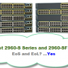 EoS and EoL Announcement for the Cisco Catalyst 2960-S and 2960-SF Series