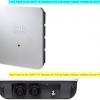 The New Cisco WAP571E Wireless-AC N Premium Dual Radio Outdoor Access Point