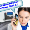 Introducing the New Cisco Wireless IP Phone 8821-EX