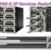 Cisco 3750-X and 3560-X IP Services Switches Overview