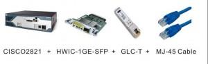 How to connect 2 WAN, 1 LAN through a Cisco router1