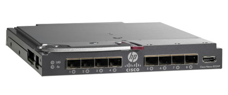 Cisco and HP Collaborate on Network Switches for Joint HP Blade Server Users