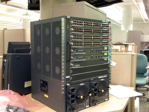 Cisco 6500 series-Cisco 6509