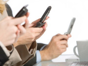 Smartphones, Tablets Rush the Enterprise