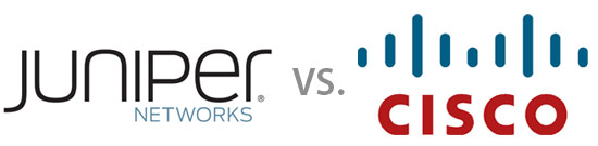 Cisco vs Juniper
