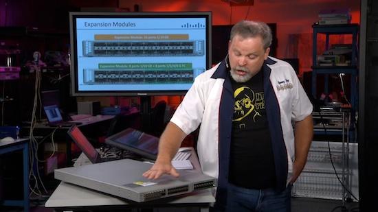 Cisco Nexus 5500, A Viable Core Switch for the Midsized Enterprise?