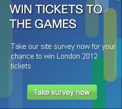 win tickets to the Olympic games