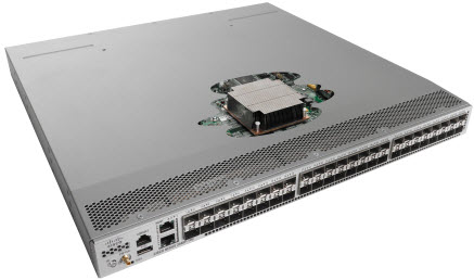 Cisco Nexus 3548 for High Performance Data Center Environments