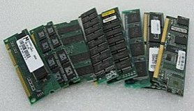 4 Main Memories of a Cisco Router