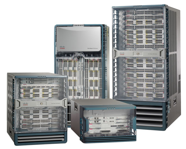 Cisco Catalyst 6500 vs. Cisco Nexus 70002