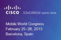 Cisco at MWC 2013