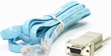 console cable for Cisco ASA