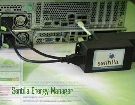 sentilla energy manager