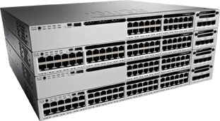 Cisco Catalyst 3850 Switch