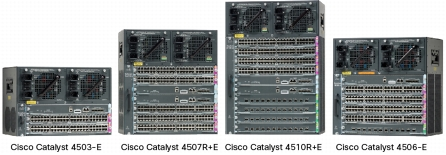 Cisco Catalyst 4500E Series