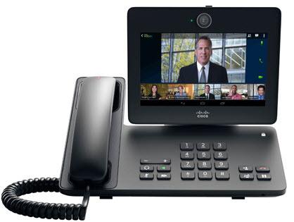 Cisco DX650 Desk Phone