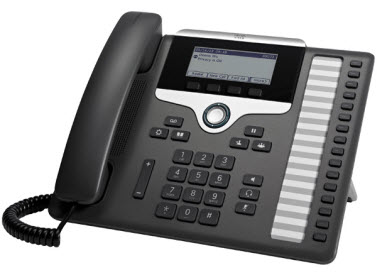 Cisco 7821 ip phone user guide and data sheet.