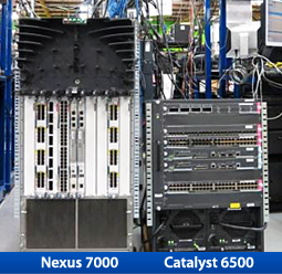 Catalyst 6500 and Nexus7000