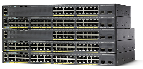 Cisco Catalyst 2960 X Comparison Amp Features Router