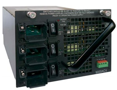 Cisco Catalyst 4500E Series 9000W Power Supply