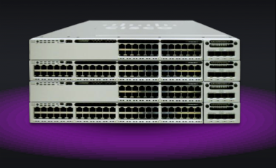Cisco 3850 Switches