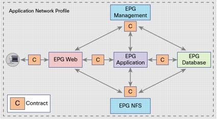 Application Network Profile-Cisco ACI
