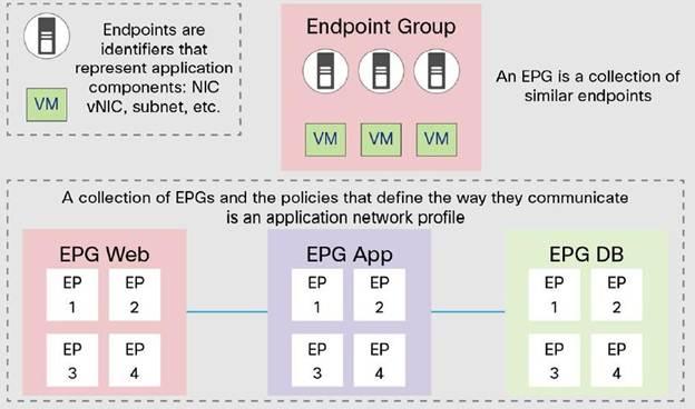Policy Model-Cisco ACI