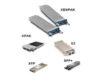 transceiver SFP, xfp