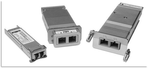 Cisco 10GBASE DWDM XENPAK Modules
