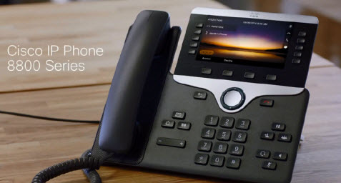how to use cisco phone