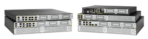 Cisco 4000 isr