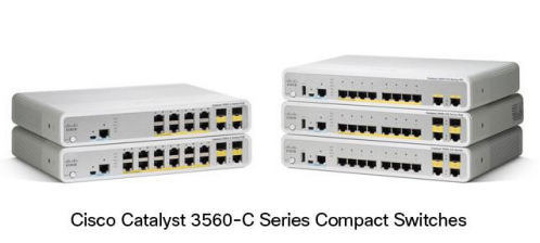 Cisco 3560-C Series Compact Switches