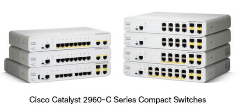 Cisco Catalyst 2960-C