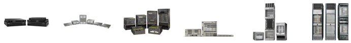 Cisco Products for Its Target Markets01
