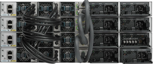 Cisco 3850 Stack