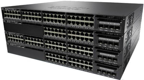 Technology StackWise-160