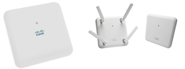 Aironet 1830 Series vs. Cisco 1850 Series AP