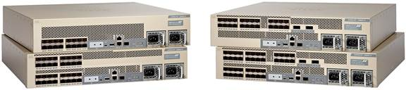 Cisco Catalyst 6840-X Series Chassis with All Four SKUs