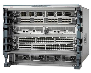 Cisco Nexus 7700 6-Slot Switch Chassis