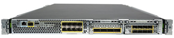Cisco Firepower 4100 Series