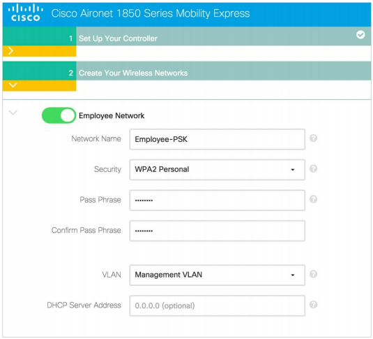 Cisco Aironet 1850 Series Mobility Express02