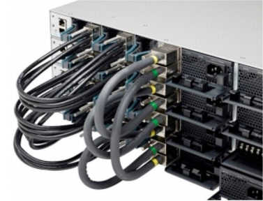 Cisco StackWise 480 and Cisco StackPower Connectors