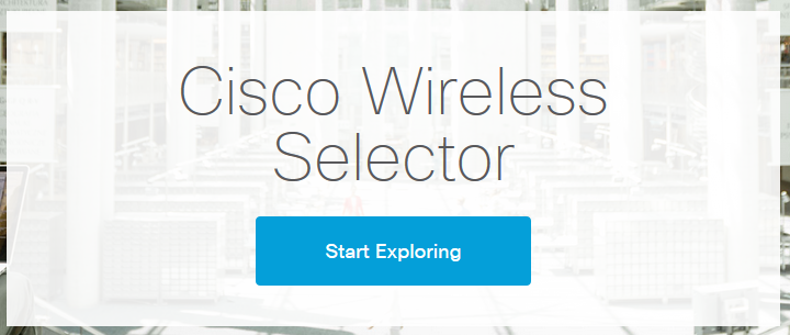 Cisco Wireless Selector