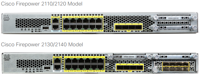 The New Cisco Firepower 2100 Series Router Switch Blog
