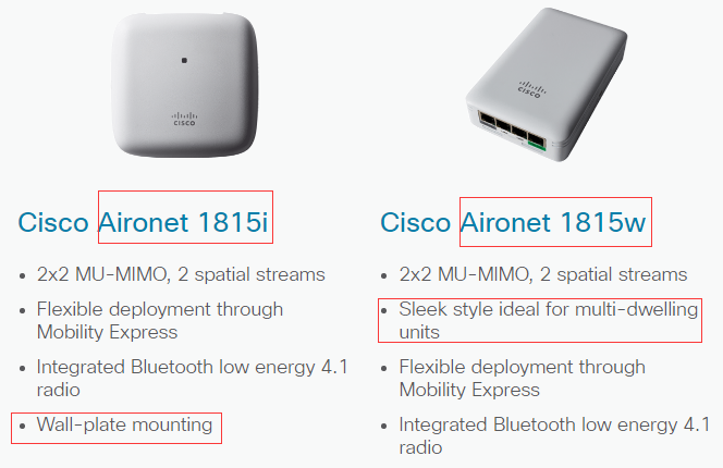 Which Aironet 1815 Model Is Right for You? – Router Switch Blog