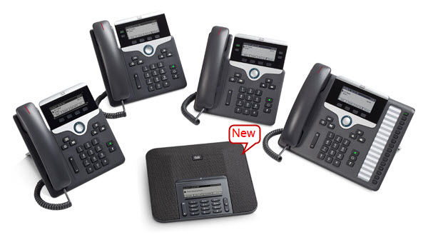 Cisco Ip Conference Phone 7832 Affordable Voip For Small Conference