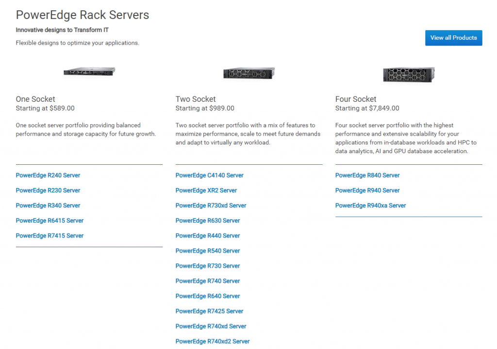 How to Identify the Naming of Your Dell PowerEdge Servers